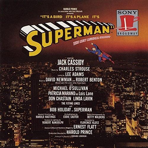 It's a Bird It's a Plane It's Superman [Original Cast Recording]