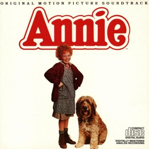 Annie the musical soundtrack download