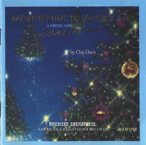 Fresh Aire Christmas 1988 - Mannheim Steamroller | Songs, Reviews ...