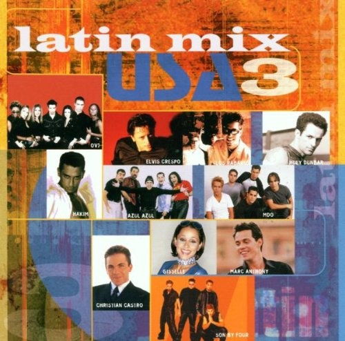 Latin Mix USA, Vol. 3