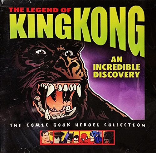 An Legend of King Kong: Incredible Discovery