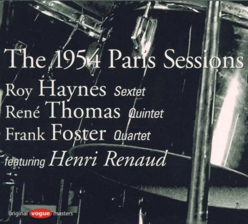 The 1954 Paris Sessions