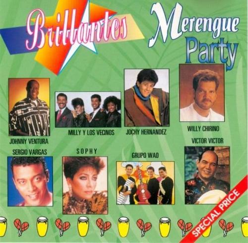 Merengue Party Brillantes, Vol. 1