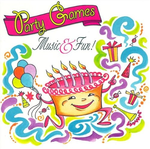 Party Games, Music and Fun
