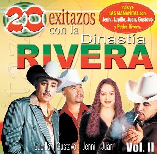 20 Exitazos Con la Dinastía Rivera, Vol. 2