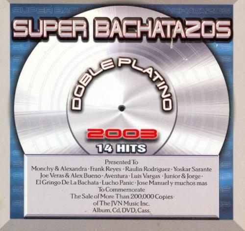Super Bachatazos 2003