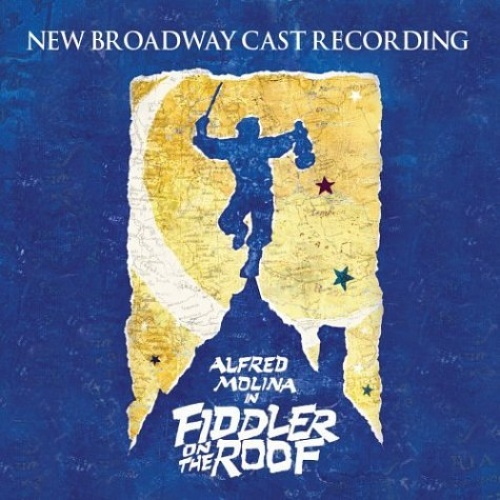 Fiddler On The Roof 2004 Broadway Revival Cast Alfred
