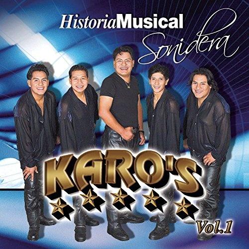 Historia Musical Sonidera, Vol. 1