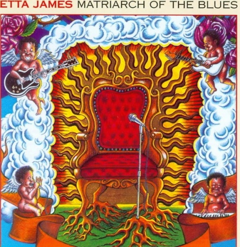 Matriarch Of The Blues Etta James Songs Reviews Credits Allmusic