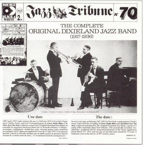 The Complete Original Dixieland Jazz Band
