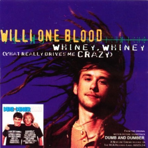 Whiney Whiney [CD/Vinyl Single]