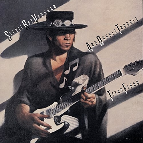 Image result for stevie ray vaughan texas flood album cover