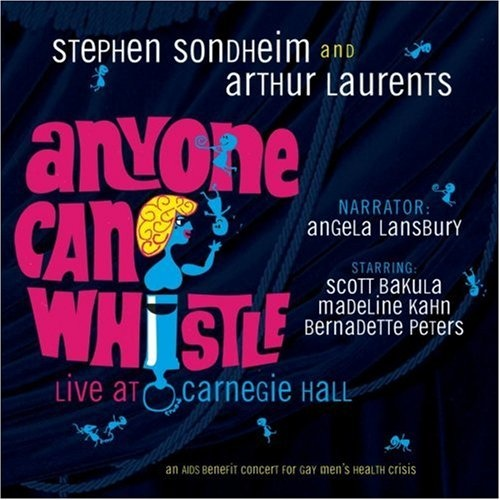 Anyone Can Whistle [1995 New York Concert Cast]