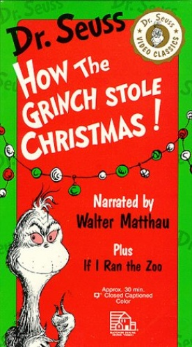 Dr. Seuss' How the Grinch Stole Christmas [Video]
