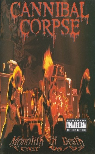 Monolith of Death Tour Live 1996-1997