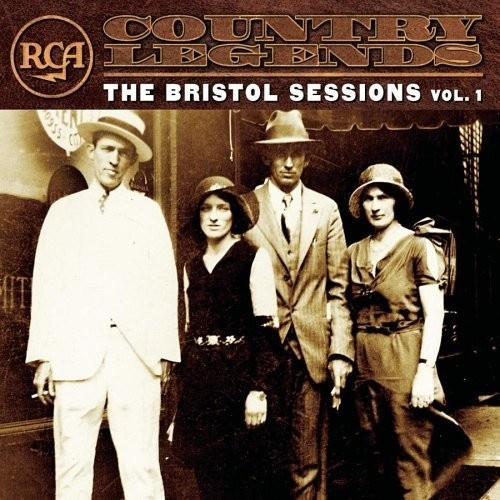 RCA Country Legends: Bristol Legends, Vol.1