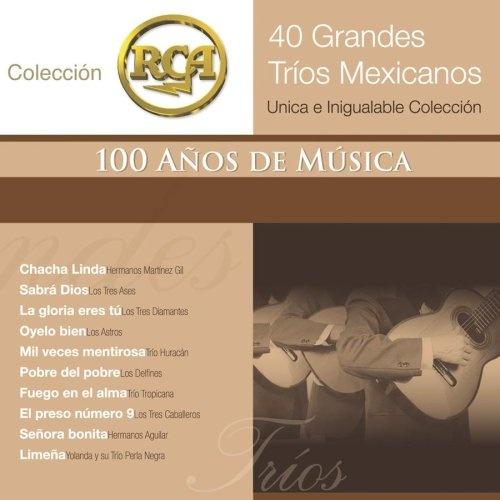 40 Grandes Trios Mexicanos