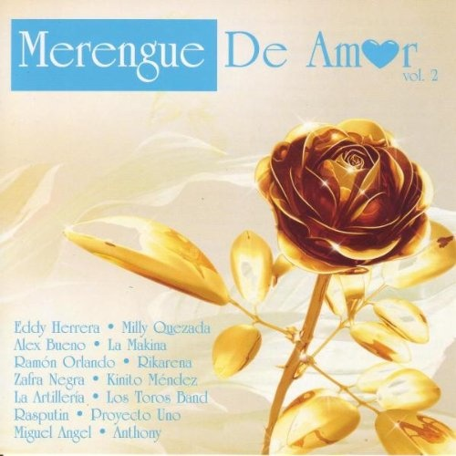 Merengue de Amor, Vol. 2