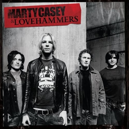 Marty Casey Amp Lovehammers Marty Casey Lovehammers