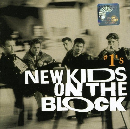 #1's - New Kids on the Block   Songs, Reviews, Credits ...