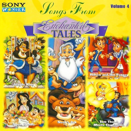 Songs from Enchanted Tales, Vol. 4