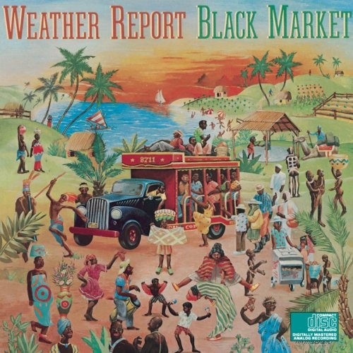 Black Market - Weather Report | Songs, Reviews, Credits | AllMusic