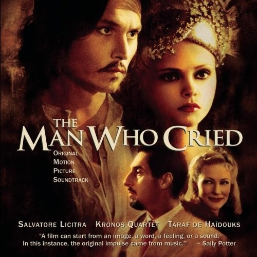The Man Who Cried (Soundtrack)