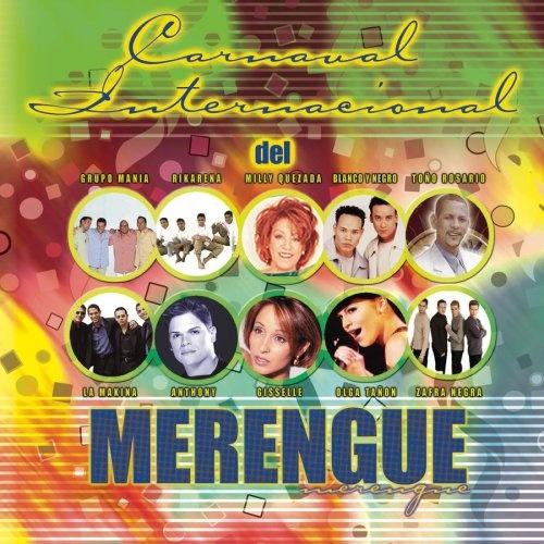 Carnaval del Merengue 2001
