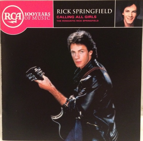 Calling All Girls: The Romantic Rick Springfield
