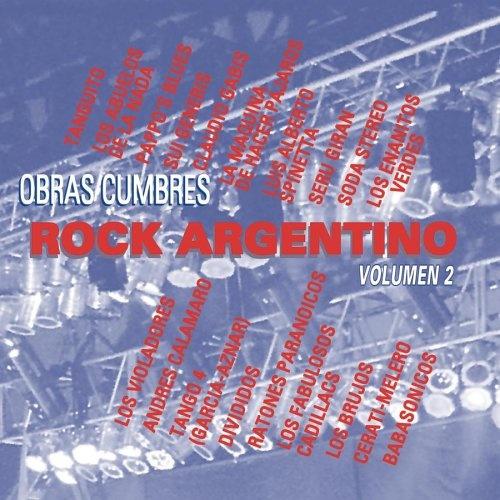 Obras Cumbres Rock Argentino, Vol. 2
