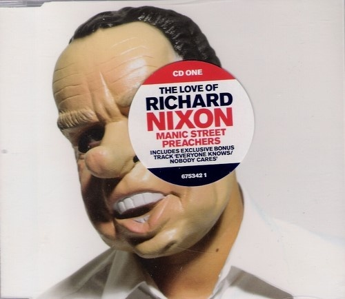 The Love of Richard Nixon, Pt. 1