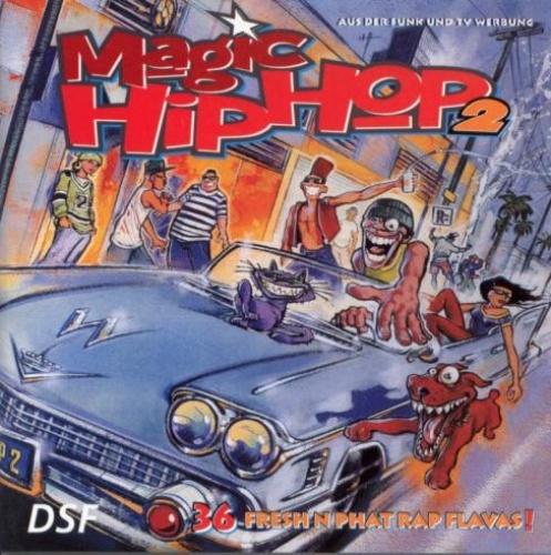Magic Hip Hop, Vol. 2