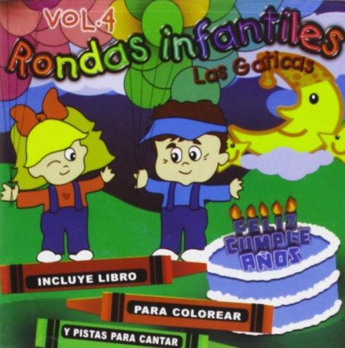 Rondas Infantiles, Vol. 4 [Musical Productions]