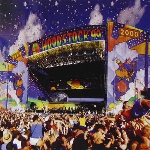 Woodstock 1999, Vol. 2: Blue Album
