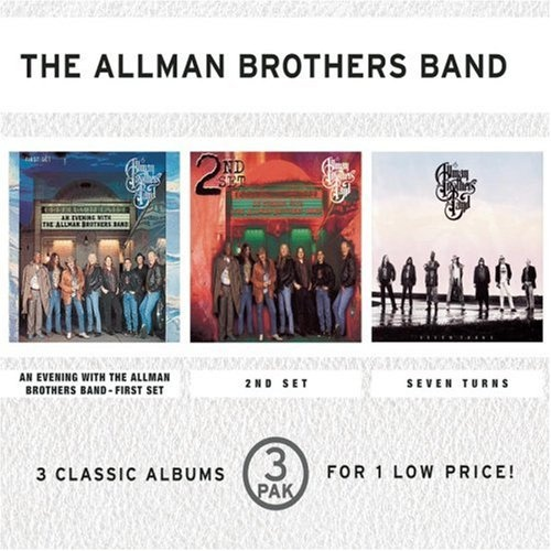 An Evening with the Allman Brothers Band: First Set/Second Set/Seven Turns