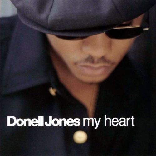 Resultado de imagen de donell jones album my heart