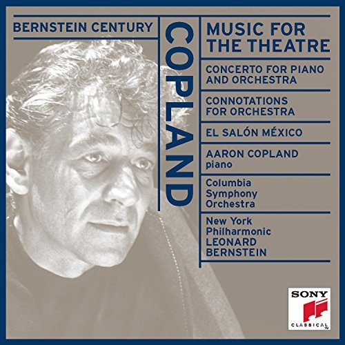 Copland: Music for the Theater; Concerto for Piano & Orchestra