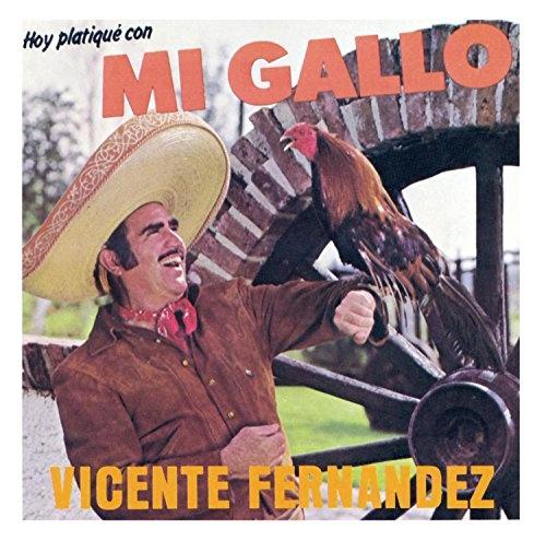 Hoy Platique Con Mi Gallo Vicente Fern U00e1ndez Songs
