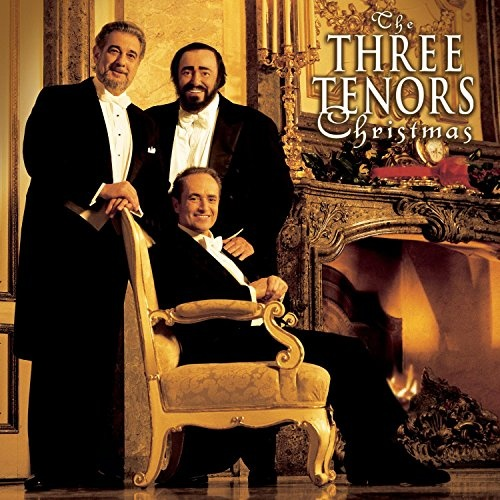 The Three Tenors Christmas - The Three Tenors | Songs, Reviews ...