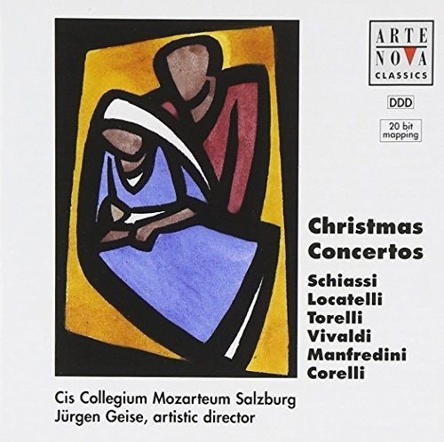 Christmas Concertos [Arte Nova]