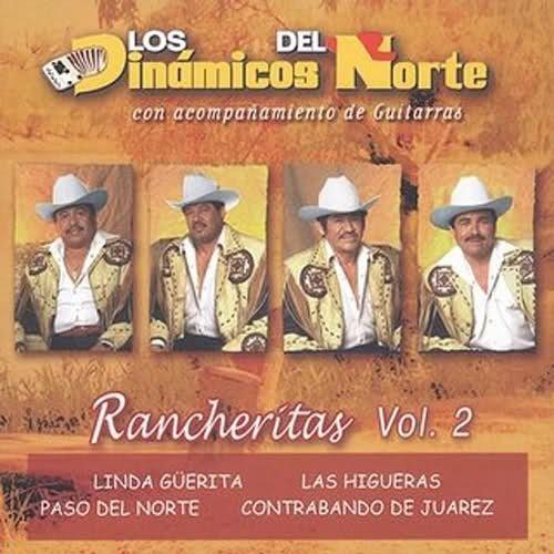 Rancheritas Con Guitarra, Vol. 2