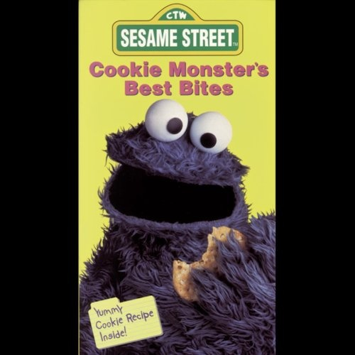 Cookie Monster's Best Bites [Video]