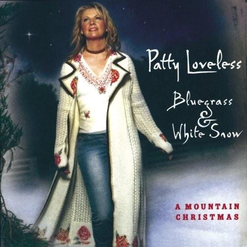 bluegrass and white snow a mountain christmas - White Christmas Snow Song