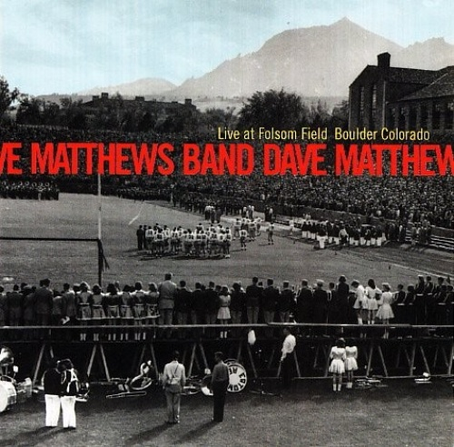 Live at Folsom Field, Boulder, Colorado