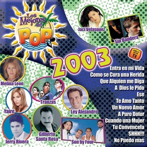 Los Mejores del Pop 2003