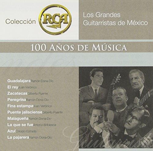 Los Grandes Guitarristas de Mexico:  Coleccion RCA Anos de Musica
