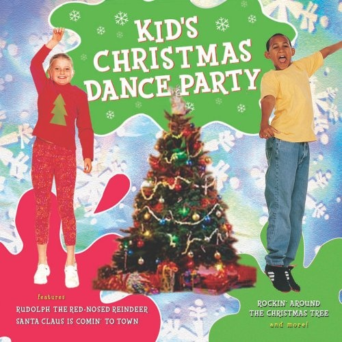 The Kid's Dance Express: Kid's Christmas Dance Party
