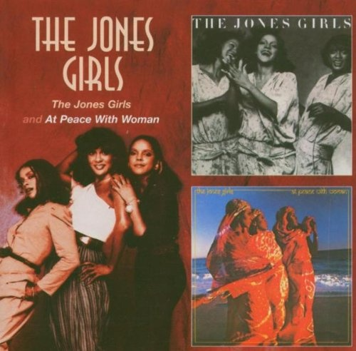 The Jones Girls/At Peace With Woman [Edsel]
