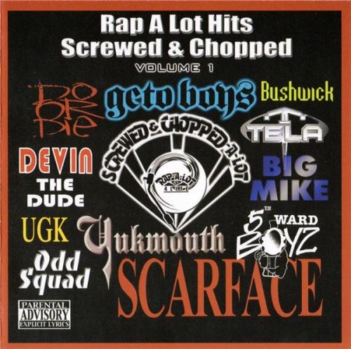 Rap-A-Lot Hits, Vol. 1