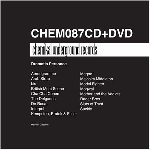 CHEM087CD+DVD